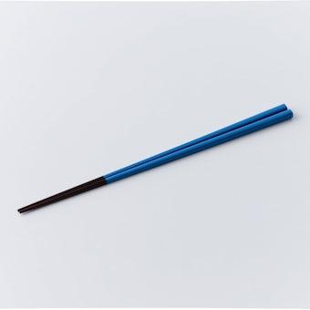 伝統の色箸/お箸/紺碧(こんぺき)の商品写真