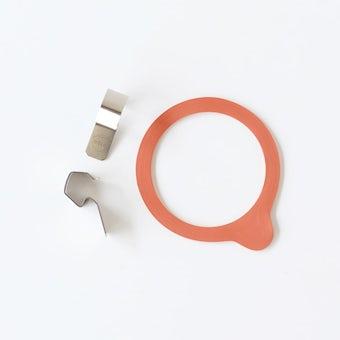 WECK/ウェック/クリップ&パッキンセット(S)の商品写真