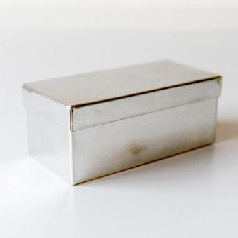 ダルマスレッド/裁縫箱/ソーイングボックス(S)の商品写真
