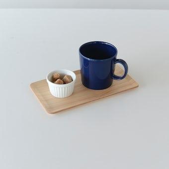 KINTO/プレイスマット/木のトレー(S)の商品写真