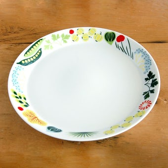 Rorstrand/ロールストランド/Kulinara/クリナラ/23cmプレートの商品写真