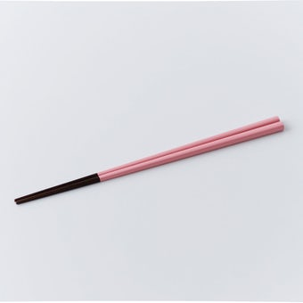 伝統の色箸/お箸/桃花色(ももいろ)の商品写真