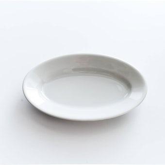 saturnia/tivoli/チボリ/オーバルプレート(23cm)の商品写真
