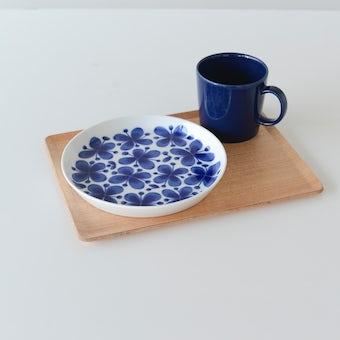 KINTO/プレイスマット/木のトレー(M)の商品写真
