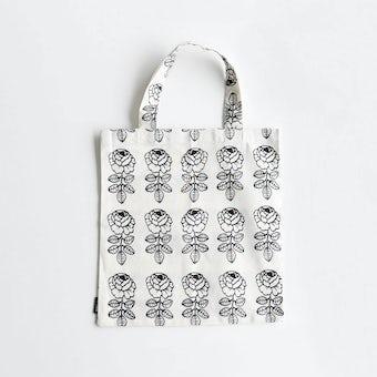 【今季終了】marimekko / マリメッコ / VIHKIRUUSU / トートバッグ(ブラック)の商品写真