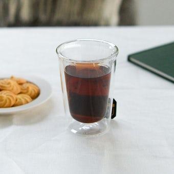 KINTO/ダブルウォール耐熱グラス/ラージ(290ml)の商品写真