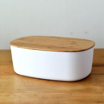ステルトン/RIGTIG/リグティグ/ブレッドボックス(白)の商品写真