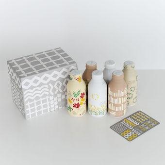 【送料無料でお届け】moogy(秋柄)6本入りセット / 当店限定ボックス付きの商品写真