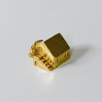 穀雨 / 真鍮のオブジェ / レモンの実る家の商品写真