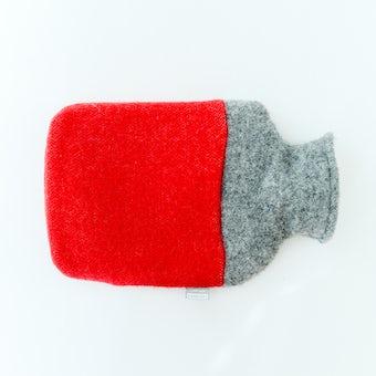 LAPUAN KANKURIT/ラプアン・カンクリ/湯たんぽ/グレー×レッドの商品写真