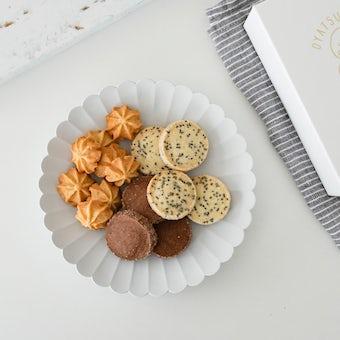 「和を感じる特別なおやつ」クッキーボックスの商品写真