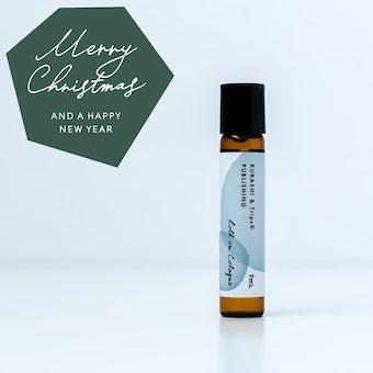 【クリスマス限定ギフトボックス】「気持ちをつくる香りのおまもり」ロールオンコロン(向き合うときに)の商品写真