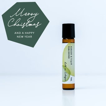 【クリスマス限定ギフトボックス】「気持ちをつくる香りのおまもり」ロールオンコロン(はじめるときに)の商品写真