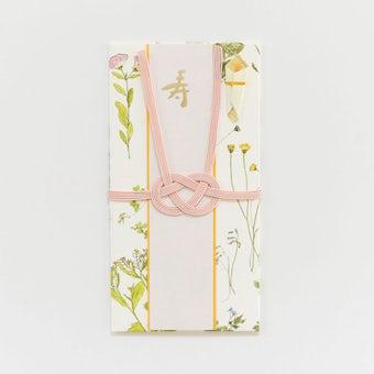 イイダ傘店 / ご祝儀袋(押花)の商品写真
