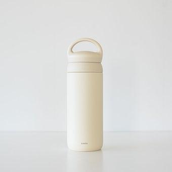 KINTO / デイオフタンブラー / 水筒  / ホワイトの商品写真