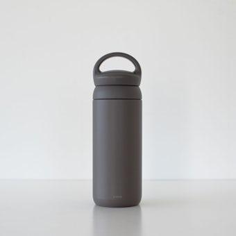 KINTO / デイオフタンブラー / 水筒 / ダークグレーの商品写真