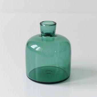 TOUMEI / フラワーベース / Hill(ブルーグリーン)の商品写真