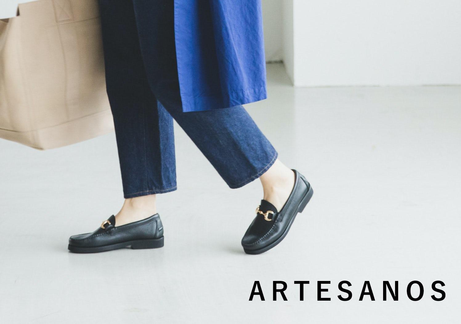 ARTESANOS / アルテサノス / ローファーの画像