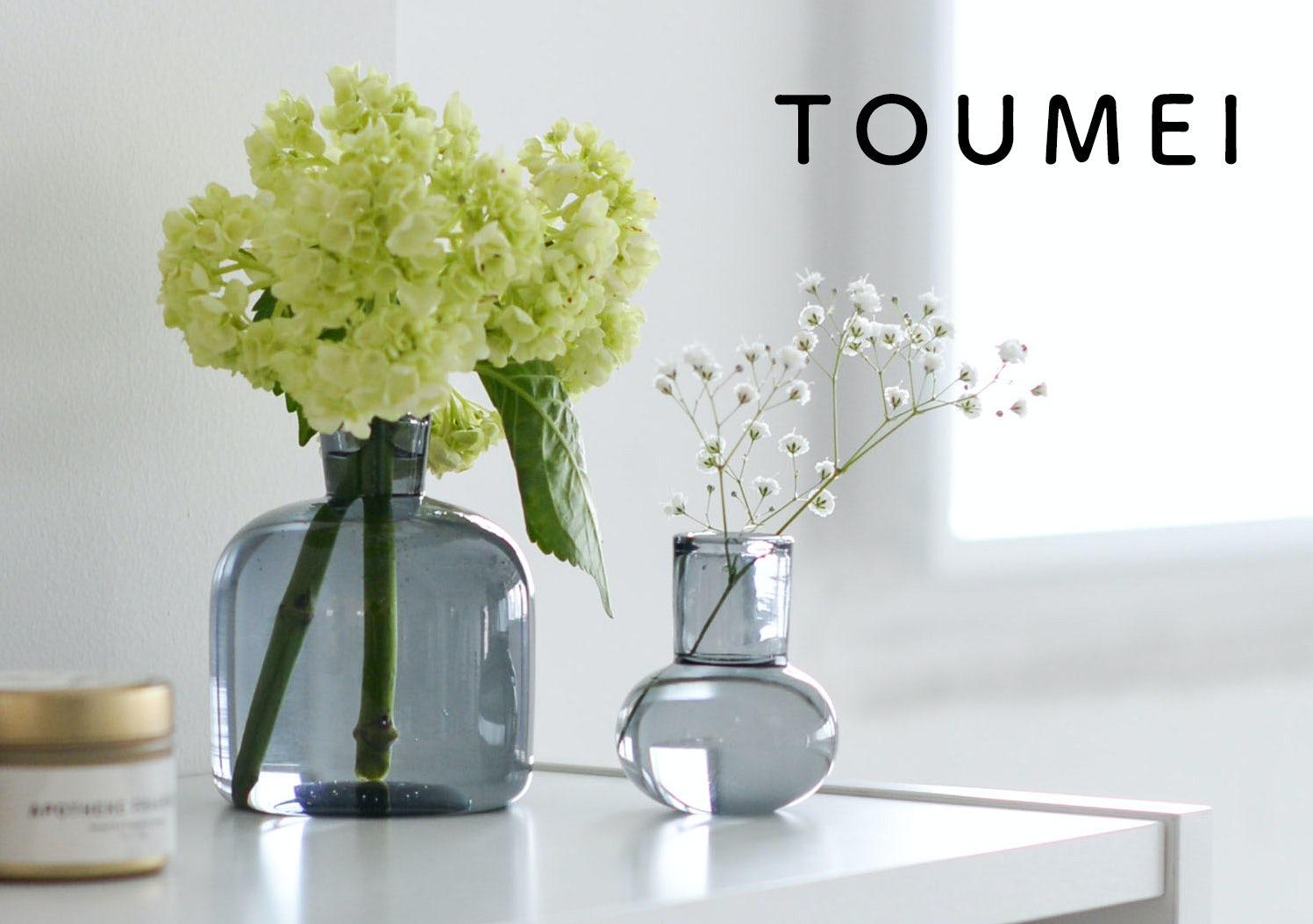 TOUMEI / フラワーベースの画像
