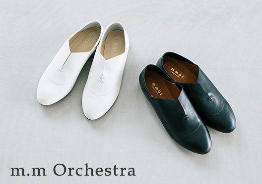 m.m Orchestra / レザーシューズの画像