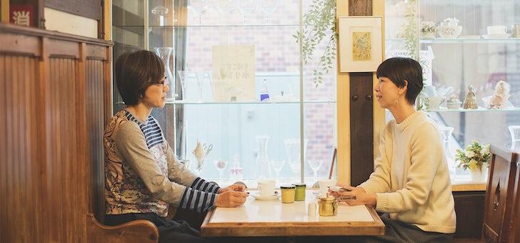 店長佐藤 ×『かもめ食堂』の監督 荻上直子さん