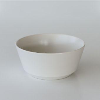 「平日夜のわたしの味方」パパっと丼ものも引き立つボウル / 15.5cm (オフホワイト)の商品写真