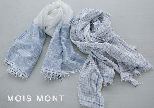 MOIS MONT / モワモン / ストールの画像