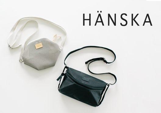 HÄNSKA / ハンスカ / VALOR 2WAYサコッシュの画像
