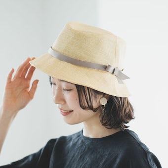 【今季終了】たたんでバッグにしまえる、ペーパーハット / 帽子の商品写真