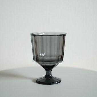 KINTO / ALFRESCO / ワイングラス 250ml(スモーク)の商品写真