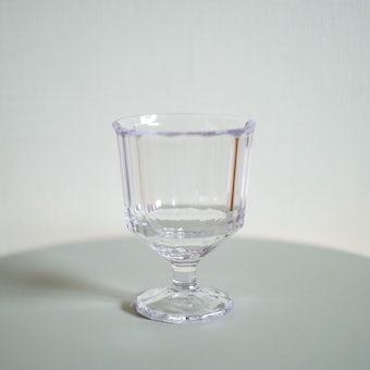 KINTO / ALFRESCO / ワイングラス 250ml(クリア)の商品写真