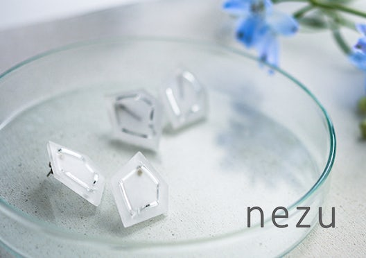 nezu / 氷の石のアクセサリーの画像