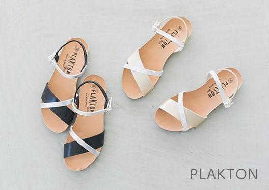 PLAKTON / プラクトン / サンダルの画像