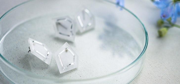 氷モチーフの涼やかなアクセサリーが再入荷