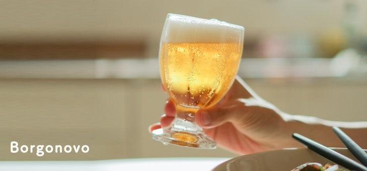 朝食から晩酌まで毎日使いたいグラス