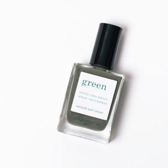 【取り扱い終了】manucurist green / ネイルカラー(カーキ)の商品写真