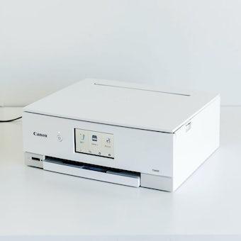 キヤノン インクジェットプリンター / PIXUS TS8430 / スペシャルキット/ホワイトの商品写真