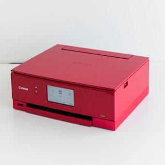 キヤノン インクジェットプリンター / PIXUS TS8430 / スペシャルキット/レッドの商品写真