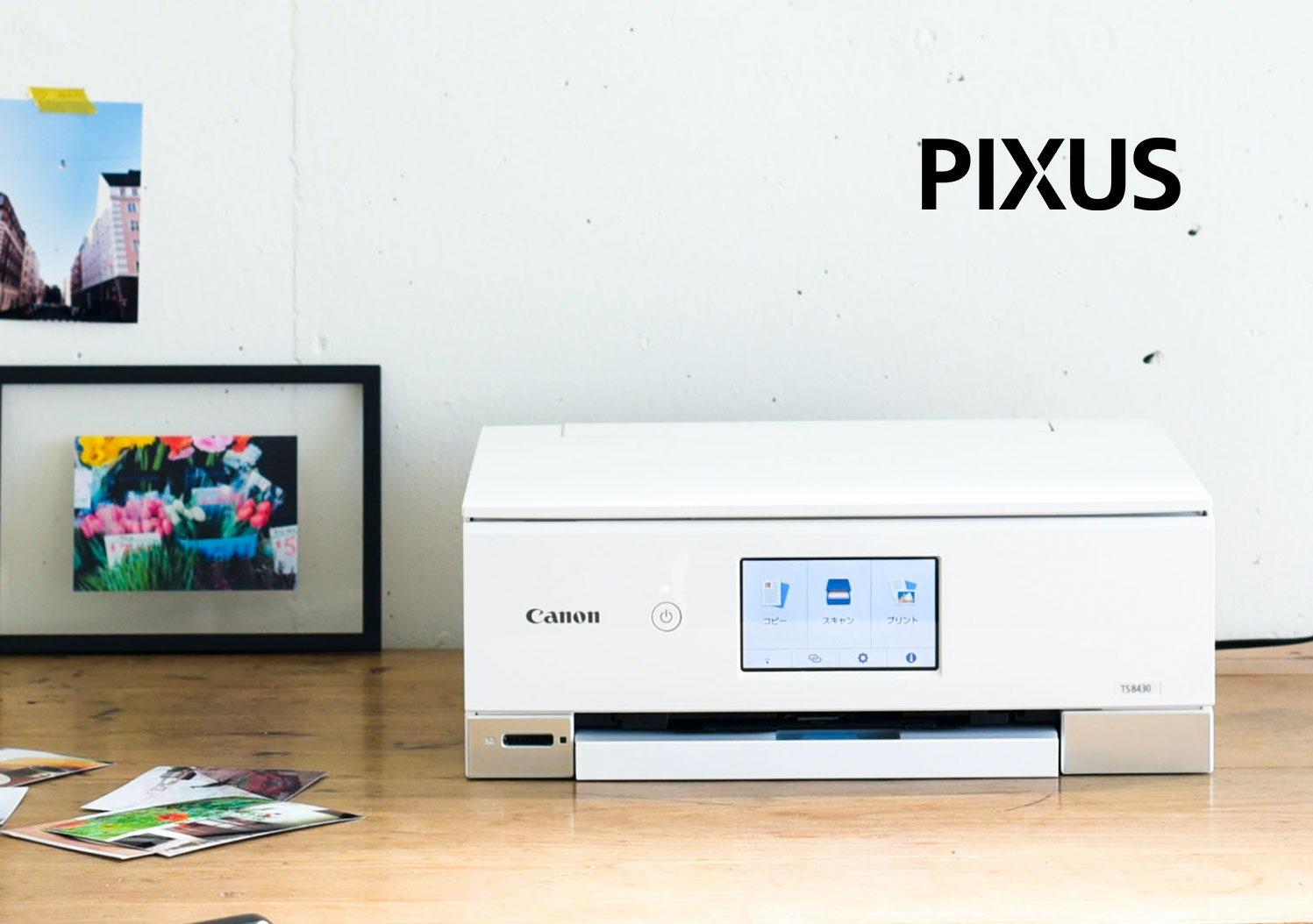 キヤノン インクジェットプリンター / PIXUS TS8430 / スペシャルキットの画像