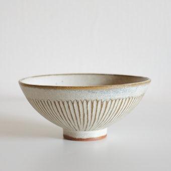 【次回入荷未定】hibifuku / 茶碗(しのぎ)の商品写真