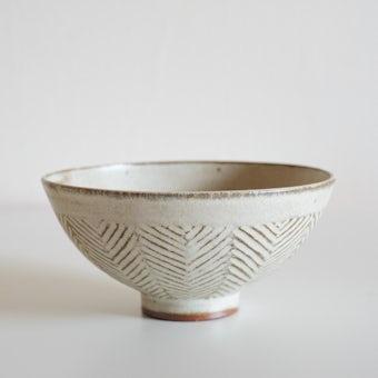 【次回入荷未定】hibifuku / 茶碗(松の葉)の商品写真