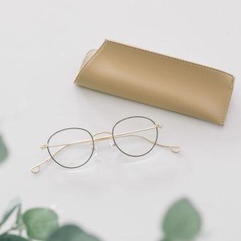 Ciqi / ブルーライト・UVカット眼鏡(ブラック) / ケース付の商品写真