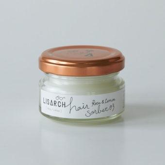 LISARCH / ヘアソルベ / Rose & Lemon(ローズ&レモン)の商品写真