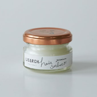 LISARCH / ヘアソルベ /  geranium(ゼラニウム)の商品写真