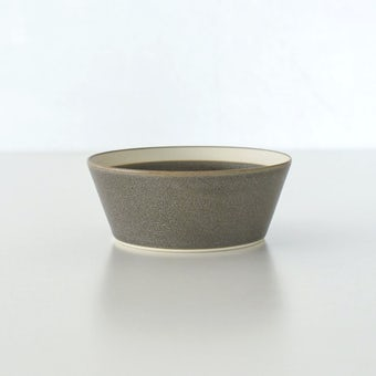 yumiko iihoshi porcelain × 木村硝子店 / dishes / ボウル(径12.5cm)/ モスグレーの商品写真