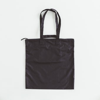 NORMALLY / 2WAYトートバッグ(ブラック)の商品写真