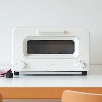 BALMUDA The Toaster/バルミューダ ザ・トースター(ホワイト)の商品写真