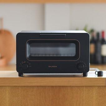 BALMUDA The Toaster/バルミューダ ザ・トースター(ブラック)の商品写真