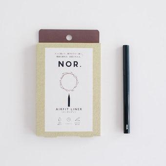 NOR. / アイライナー(バーガンディー)の商品写真