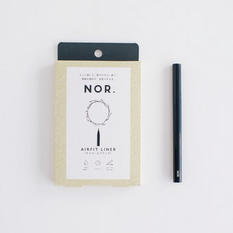NOR. / アイライナー(チャコールブラック)の商品写真